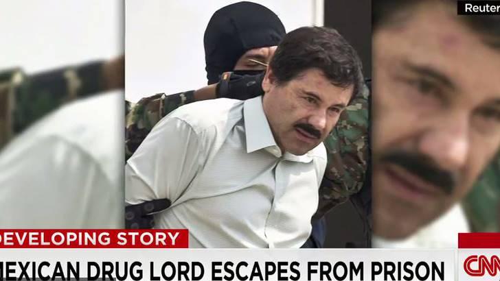 Die Suche nach «El Chapo» läuft auf Hochtouren
