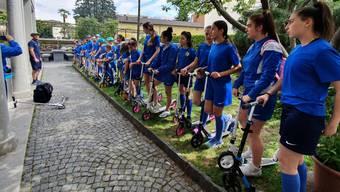 FC Schlieren Juniorinnen