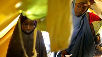 Somalische Flüchtlinge in Ostkenia - Unzählige Flüchtlingskinder leiden an Unterernährung
