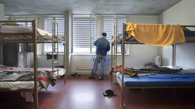 Asylbewerber sollen in Hofstetten-Flüh in einem Haus unterkommen. (Symbolbild)