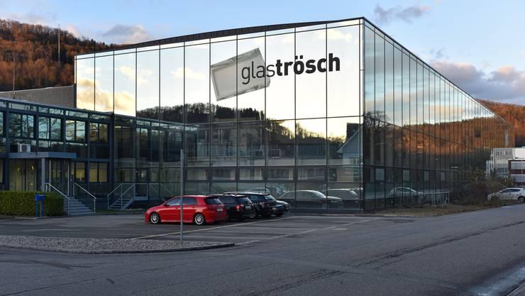 Der Kostendruck war zu gross: Glas Trösch schliesst das Werk in Trimbach.