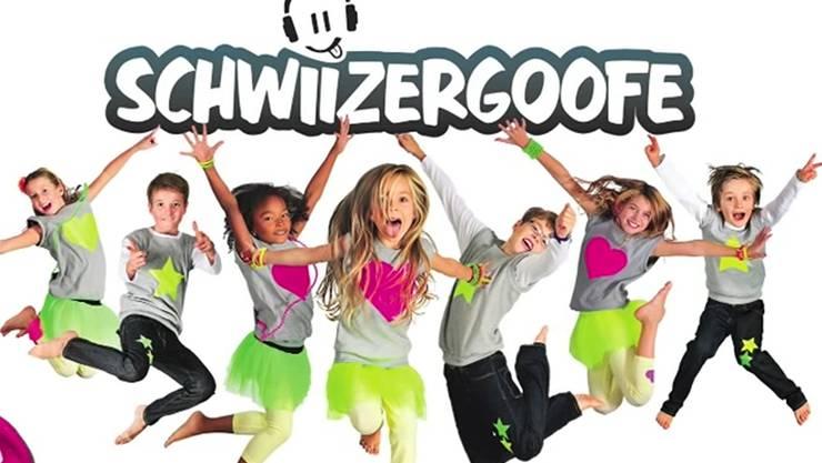 «Schwiizergoofe»: Kinder machen Popmusik – und zwar sehr erfolgreich.