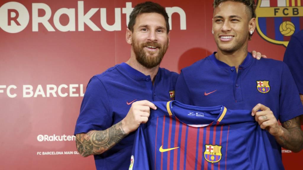 Messis Unterschrift bei PSG steht kurz bevor