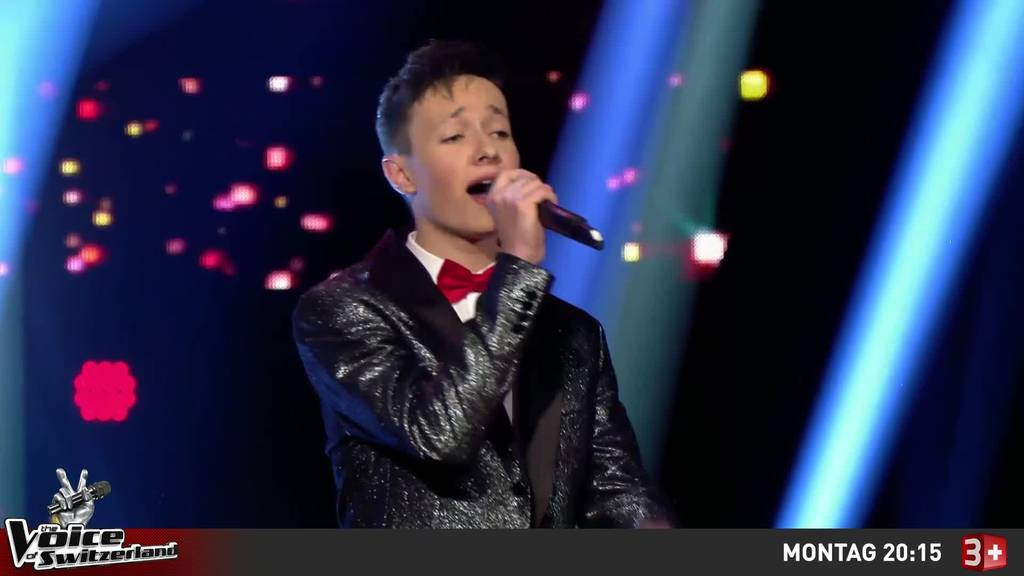 Mit diesem Auftritt schafft es Remo in den «The Voice»-Final