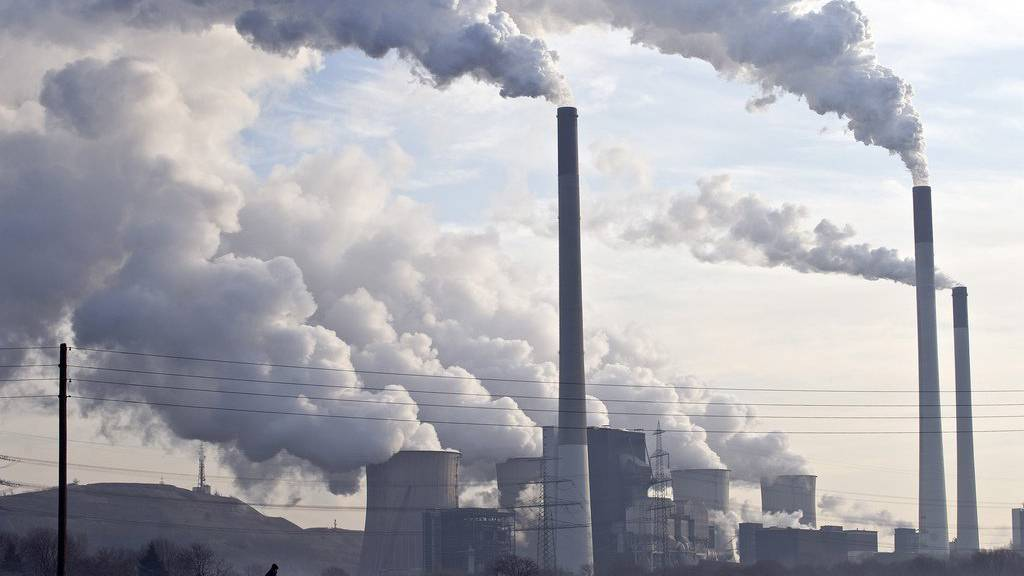 Atomkraftwerk in Gelsenkirchen, Deutschland. (KEYSTONE/AP/Martin Meissner, File)