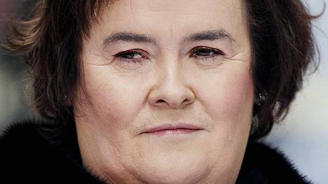 In kurzer Zeit zum Weltstar aufgestiegen: Susan Boyle (Archiv)