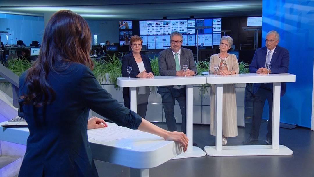 Ständeratswahlen AG: Kleine Parteien
