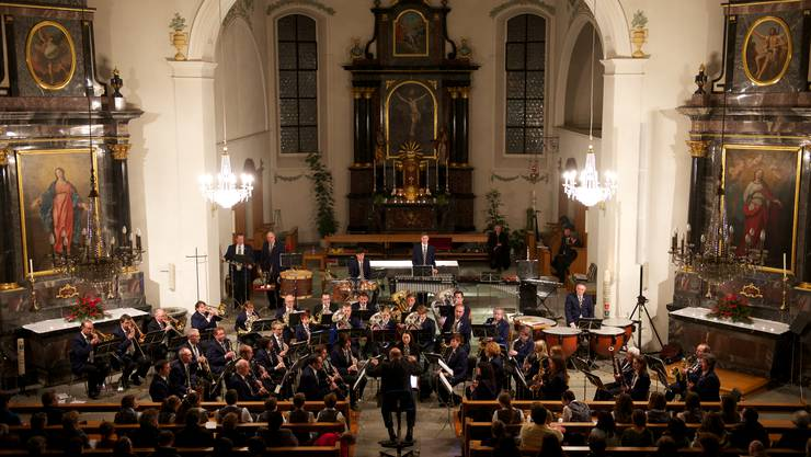 Die Musikgesellschaft in der kath. Kirche
