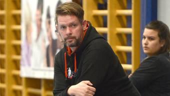 Auch in der kommenden Saison Chef an der UM-Bande: Björn Karlen.