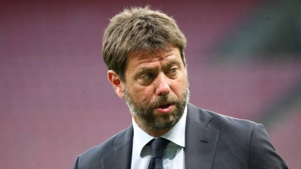 Andrea Agnelli prognostiziert weniger rosige Zeiten für den Fussball