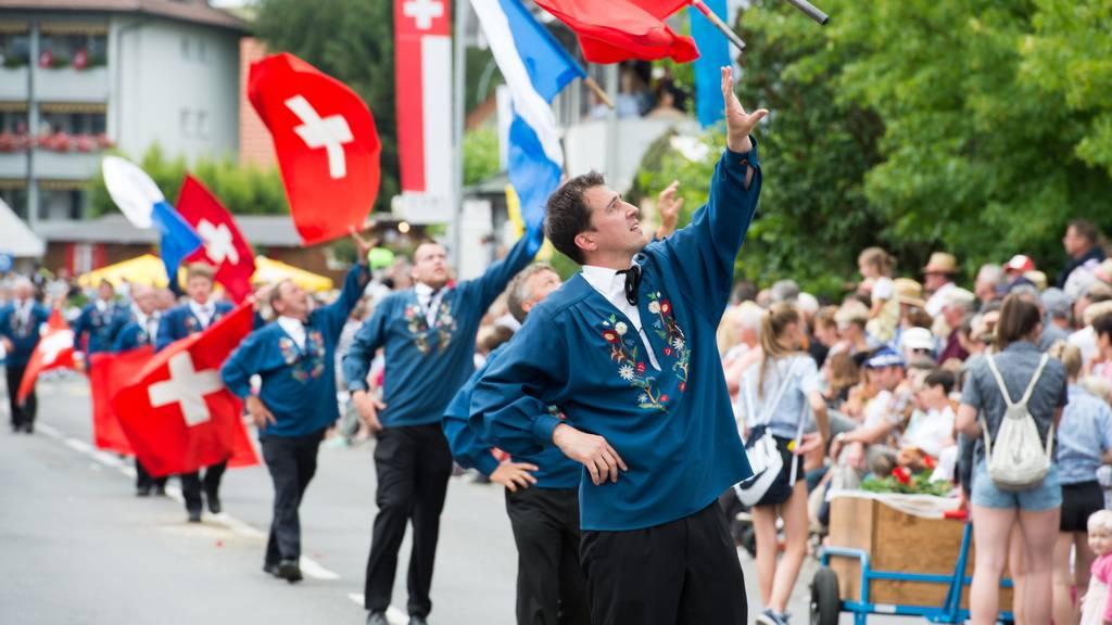 Das war das Zentralschweizerische Jodlerfest in Schötz