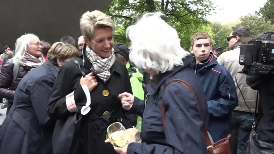 """Bundesrat tagt in Zürich: """"Wir treffen unsere Chefs"""""""