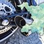 In der Motorrad-Statistik sticht eine Gemeinde besonders heraus: Mägenwil