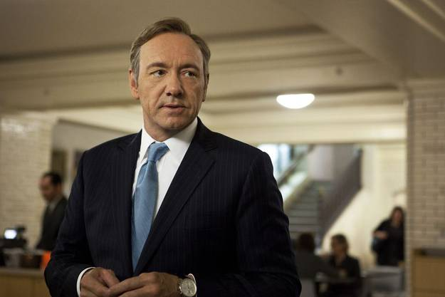 Kevin Spacey brilliert in «House of Cards»