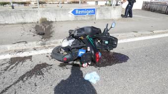 Unfall Rüfenach