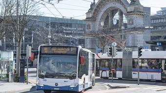 Der Bundesrat will, dass verschiedene Verkehrsmittel einfacher kombiniert werden können. (Symbolbild)