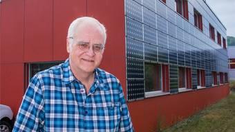 Morgen hat Heinrich Holinger seinen letzten Tag bei der Holinger Solar.