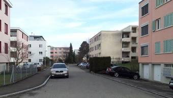 Schönbühl- bis Steinäckerstrasse: Werkleitungen werden saniert. zvg