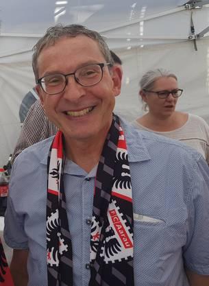 Urs Hofmann, Landammann: «Zuerst ist man enttäuscht - auch ich hätte gerne ein Fest auf dem Aargauerplatz erlebt und nächstes Jahr Super League Spiele im Brügglifeld. Aber wenn man bedenkt, wie die Saison angefangen hat, ist es sensationell, dass wir überhaupt soweit gekommen sind. Ich gratuliere dem FC Aarau, wir können stolz auf die Mannschaft sein!»