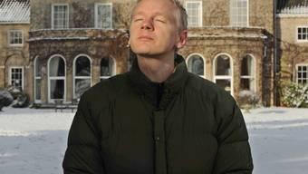 Julian Assange: Kommt er in die Schweiz?