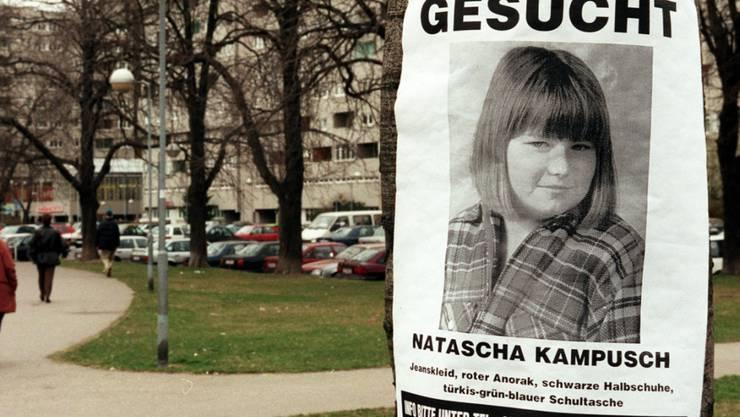 Natascha Kampusch war 1998 zehnjährig entführt worden. (Archivbild)