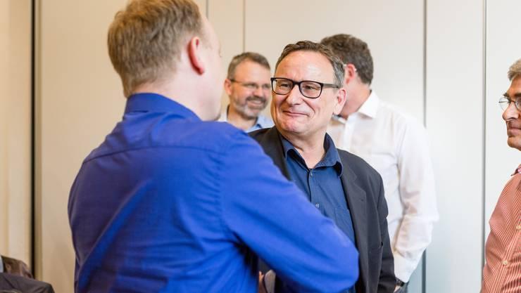 Werner Scherer bleibt noch bis Ende der Legislatur 2021 Gemeindeammann von Killwangen.