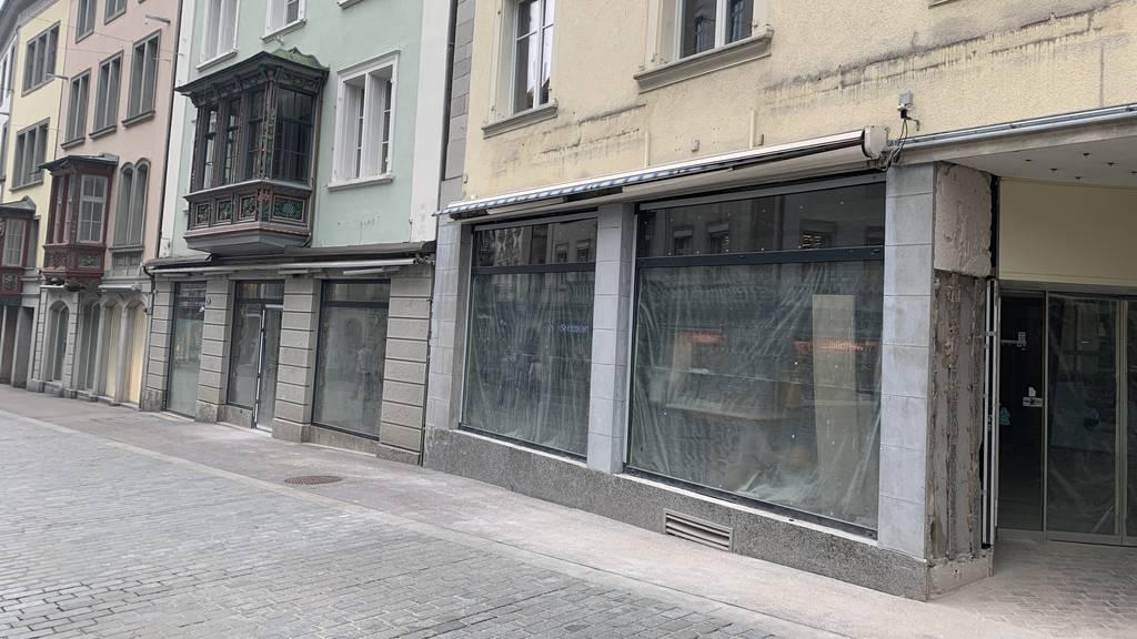 Zur Weihnachtszeit öffnen neue Geschäfte am Bärenplatz