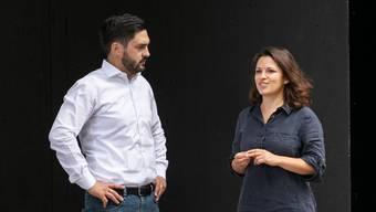 «Die Zeit der weissen Ritter, die allein die Welt retten müssen, ist abgelaufen»: Cédric Wermuth und Mattea Meyer wollen die Schweizer Sozialdemokratie führen.