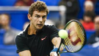 Auch die Schweizer Nummer 3 hinter Federer und Wawrinka - Henri Laaksonen - wird in Trimbach dabei sein.