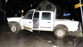 Ein mutmasslicher Einbrecher wurde von der Kantonspolizei Solothurn angehalten