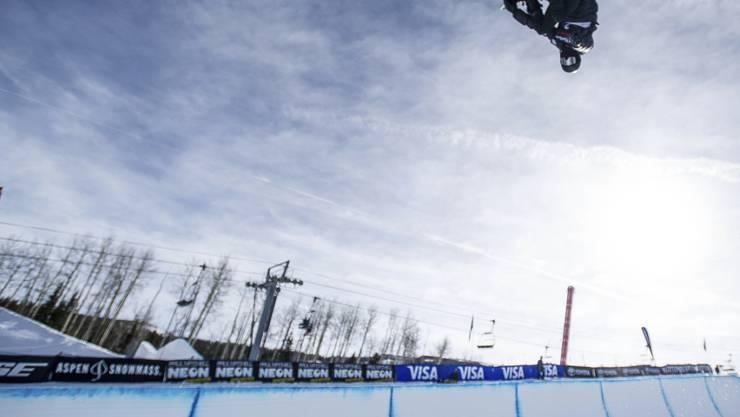 Shaun White peilt in Pyeongchang Olympia-Edelmetall Nummer drei an