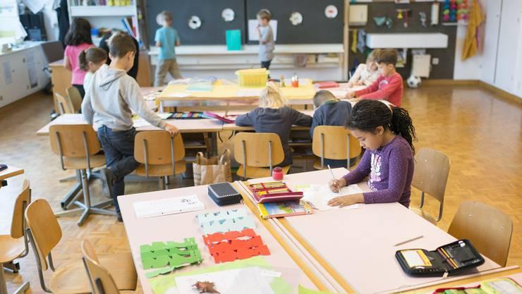 «Kinder sind verschieden, in den Leistungen, der Sprache, im Verhalten»: Integration in der Regelklasse ist nicht einfach.