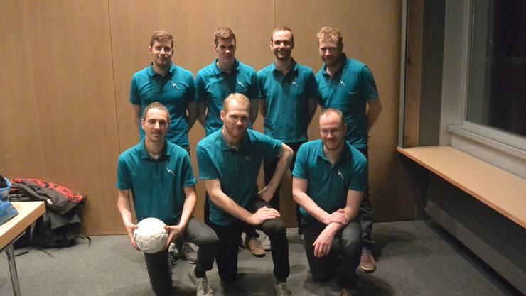 Lüsslingen-Nennigkofen 1 - Sieger in der Korbball Wintermeisterschaft Kategorie A