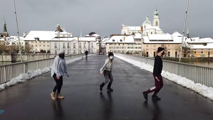 Thumb for 'Solothurner Tanzschaffende geben nicht tanzlos auf'