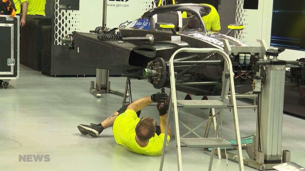 Formel-E geht in die letzte Vorbereitungsrunde