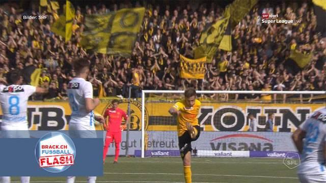 YB – FCZ / FCB – Lausanne / GC – St. Gallen