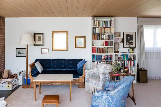 Renate startete 2016 mit Airbnb, weil sie ihr Haus für sich alleine zu gross fand und Kontakt nach aussen suchte.