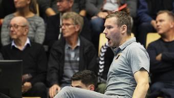 Freudentanz von Petr Hrachovec: Die Kadetten ziehen in die Cup-Halbfinals ein