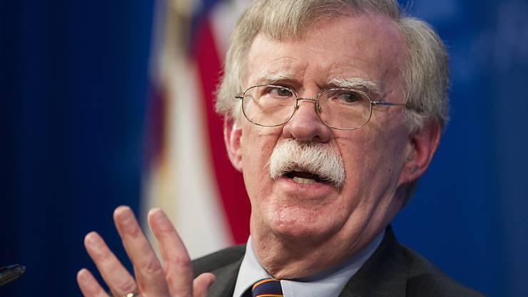 Nach den Worten von US-Sicherheitsberater John Bolton verlangen die USA von der Türkei den Schutz der mit den USA verbündeten Kurden. Andernfalls werden die US-Truppen nicht aus Syrien abgezogen. (Archivbild)