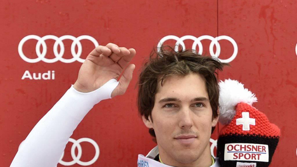 Carlo Janka hofft weiterhin, beim Speed-Auftakt in Nordamerika starten zu können.