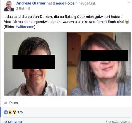 Facebook Glarner