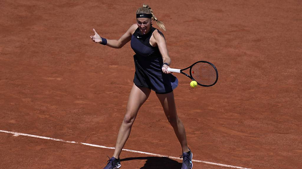 Petra Kvitova verletzt sich nach dem Match