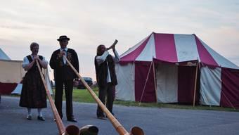 Ein Rückblick in die keltische Vergangenheit: 1. August in Aesch
