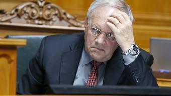 Vom US-Handelsminister versetzt: Bundesrat Johann Schneider-Ammann.