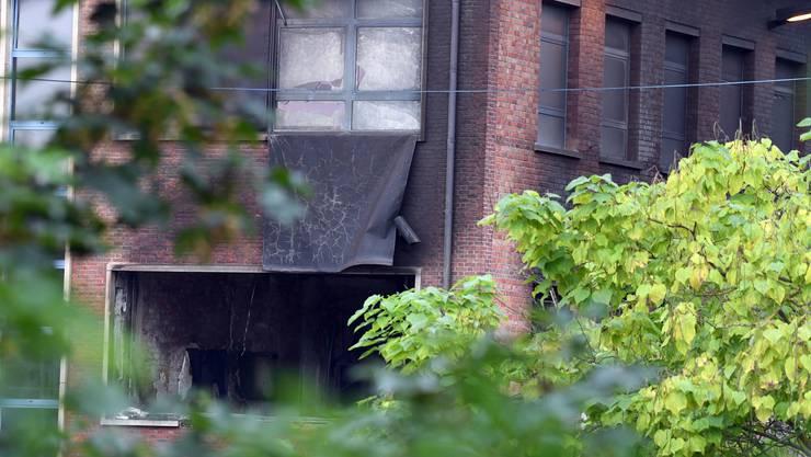 Bombenanschlag auf Kriminallabor in Brüssel