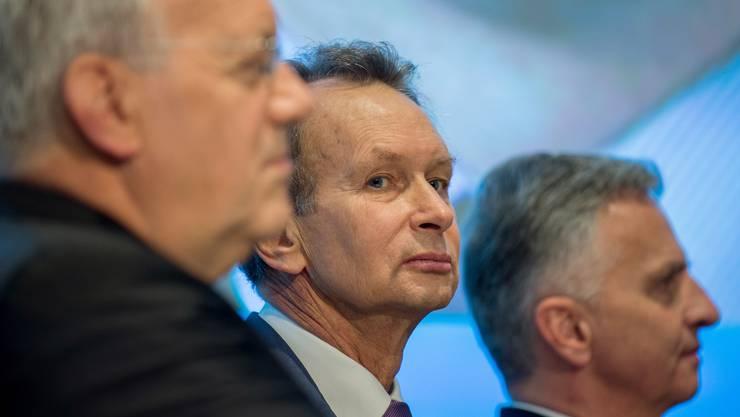 Philipp Müller, Parteipräsident der FDP, verliert im Kampf um Ständeratssitz an Boden
