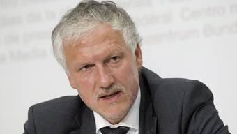 SP-Regierungsrat Peter Gomm.