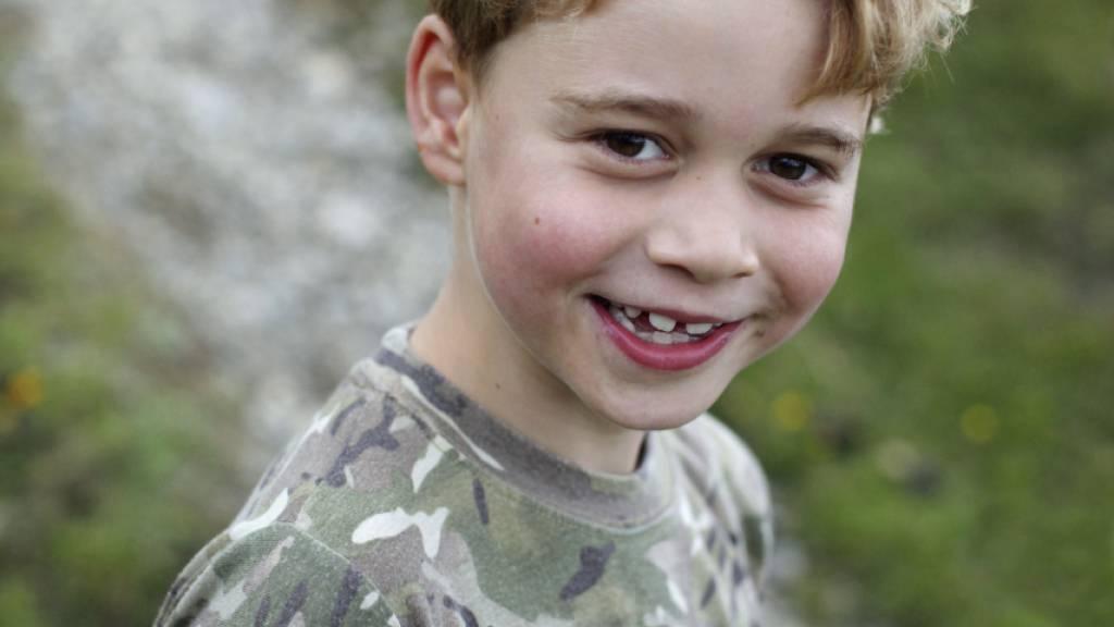 Happy Birthday: Prinz George strahlt auf Bildern zum Geburtstag