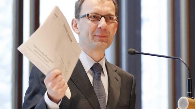 Peter Meier ist Chef der Kuoni-Gruppe (Archiv)