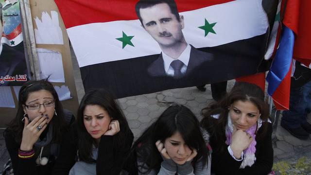 In Syrien sterben mehrere Menschen bei Protesten nach dem Referendum